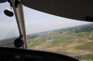 Landing Eelde